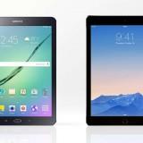 Сравнение планшетов Samsung Galaxy Tab S2 и Apple iPad Air 2