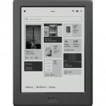 Kobo Touch 2.0  — бюджетная электронная книга