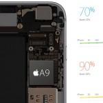 Процессор Apple A9 в iPhone 6s имеет только два ядра