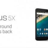 Google представила смартфон Nexus 5X