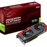 ASUS выпускает видеокарту GeForce GTX 980 Ti Poseidon Platinum