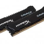 Kingston выпустила модули памяти HyperX Savage DDR4