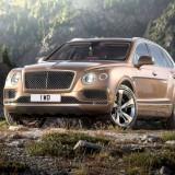 Bentley выпускает первый внедорожник премиум класса