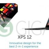 Dell готовит планшет XPS 12 с отсоединяемой клавиатурой и активным стилусом