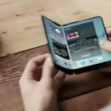 Samsung в январе представит складывающийся смартфон