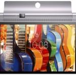 Lenovo представила три развлекательных планшета Yoga Tab 3