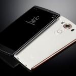 LG V10 — флагманский смартфон с двумя экранами и двойной селфи-камерой