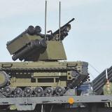 Россия использует в Сирии новые боевые роботы