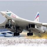Стратегический ракетоносец-бомбардировщик Ту-160 «Белый лебедь»