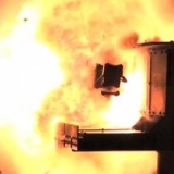 Рельсовая суперпушка Electromagnetic Railgun — новое оружие США