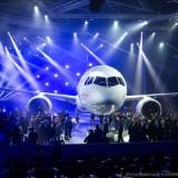 Российский пассажирский самолёт МС-21 составил конкуренцию Boeing и Airbus