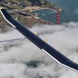 Кругосветное путешествие самолета Solar Impulse 2 на солнечных батареях