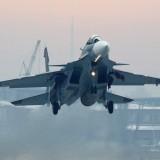 Минобороны РФ опубликовали фотографии нового истребителя Су-30СМ
