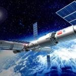 Новый китайский робот-космонавт