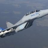 Летные испытания истребителя МиГ-35