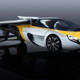 AeroMobil — летающий автомобиль из Словении