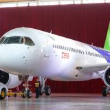Китай начал испытания конкурента Airbus A320 — Comac C919