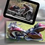 Мотоцикл для путешествий