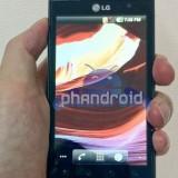 Смартфон с 3D-дисплеем от LG