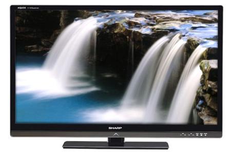 Телевиор AQUOS Quattron LE830