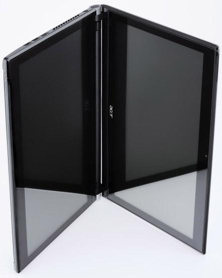 Два 14-дюймовые дисплея Acer Iconia