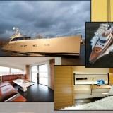 Неожиданный дизайн яхты Acico-74