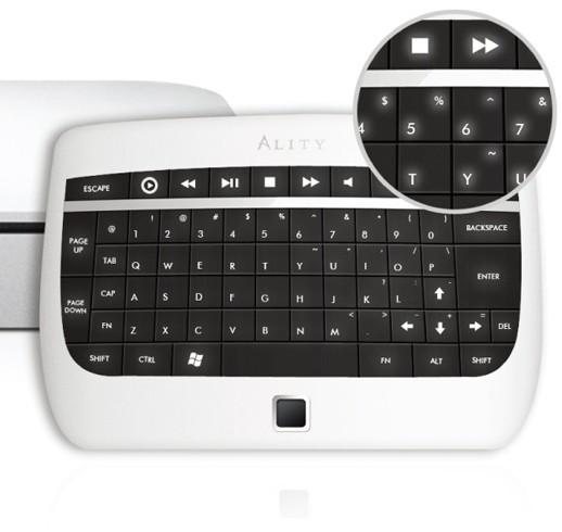 Компактная беспроводная клавиатура Ality WeeBoard