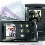 Компания Archos представила планшет с памятью 250 Гб