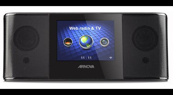 Arnova имеет сенсорный экран