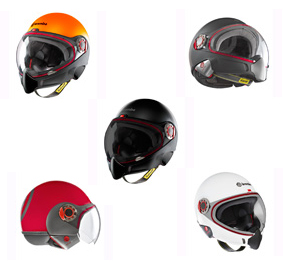 Линейка шлемов B-tech от компании Brembo