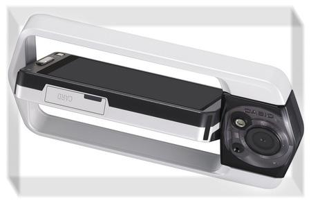 Дисплей Casio TRYX можно вращать на 360 градусов