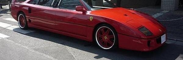Ferrari и его лимузины