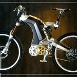 Гибридный велосипед Ferrari M55