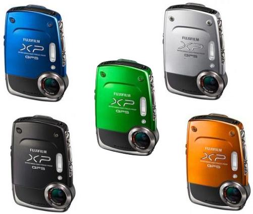 Новая фотокамера от Fujifilm