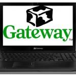 Новая линейка ноутбуков Gateway NV