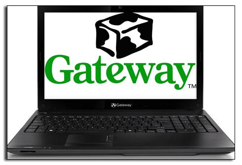 Ноутбук Gateway NV51B05u - флагман линейки NV