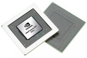 Новый графический процессор GeForce 555M
