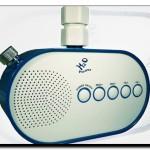 Радиоприемник H2O — купаемся и поем!