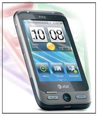 Смартфон HTC Freestyle