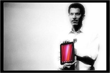 Презентация TouchPad от Hewlett-Packard