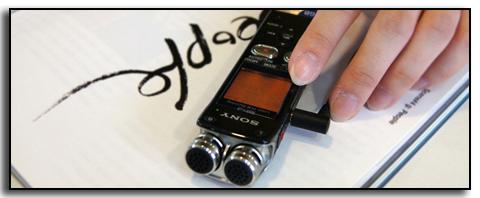 Диктофон Sony ICD-SX712D