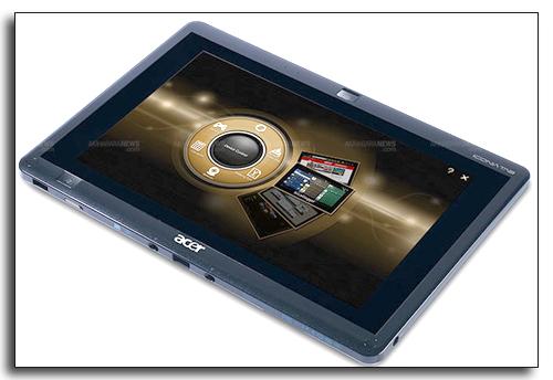 Планшет Acer Iconica TAB W500