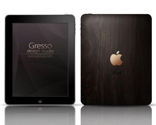Ipad Gresso - роскошь и пафосность