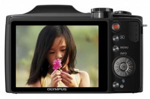 LCD дисплей Olympus SZ-30MR