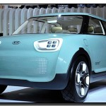 Корейский концепт электромобиля от KIA