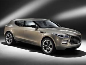 Новый кроссовер Aston Martin Lagonda