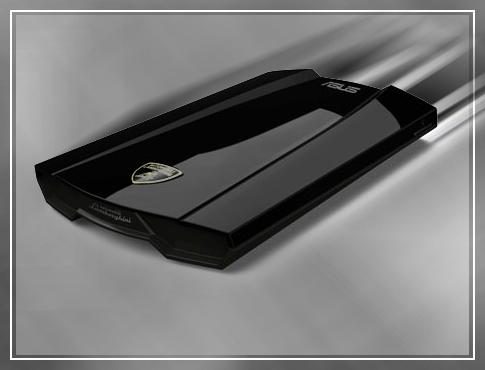 Внешний накопитель Lamborghini & ASUS