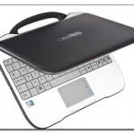 Ноутбук и сумка для ноутбука в одном