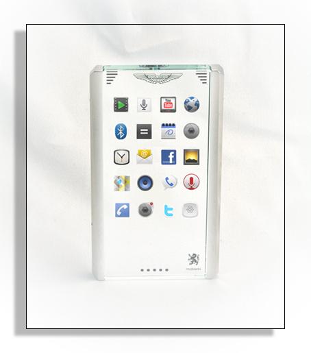 Мобильный телефон Mobiado CPT002 Aston