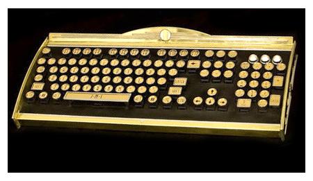 Клавиатура Ретро - Нью-Йорк